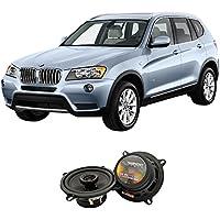 Fits BMW X3 2004-2010 Front Door Factory Replacement Speaker Harmony HA-R5 Speakers New