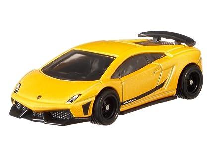 Amazon Com Hot Wheels Lamborghini Gallardo Lp570 4 Superleggera