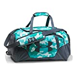 Under Armour Undeniable 3.0 Small Duffle Bag, Blue Infinity/Apollo Gray, One Size