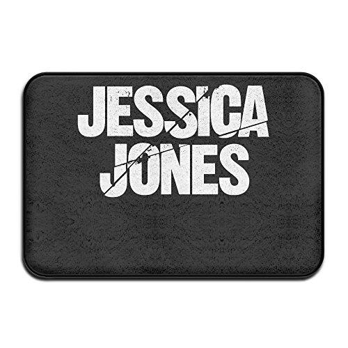 [MEGGE Jessica Jones Outdoor Mat] (Jessica Jones Marvel Costume)