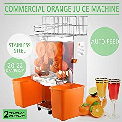 best commercial orange press juicer