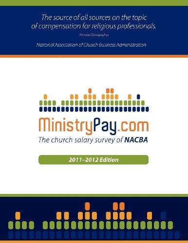 Ministrypay.com: The Church Salary Survey of Nacba
