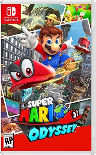 Price comparison product image Super Mario Odyssey - Nintendo Switch