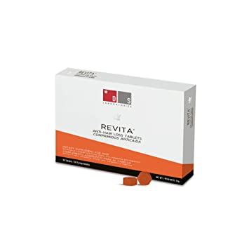 Revita Comprimidos Anticaida, 30 comprimidos - DS Laboratories: Amazon.es: Belleza