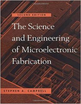 'PDF' The Science And Engineering Of Microelectronic Fabrication. building Litros Futbol Benasque Search elaborar Incluye BOSTON