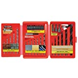 SKIL 90033 33 Piece Drilling and Driving Set in Plastic Case