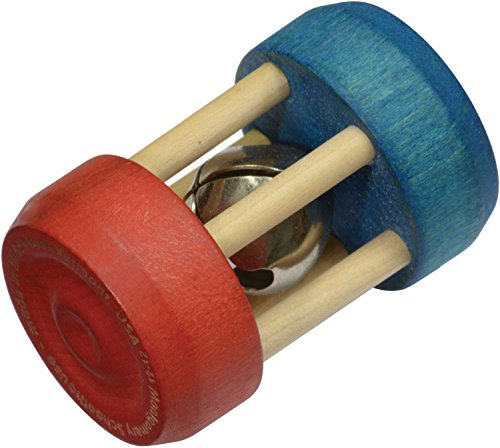 - Mini Bell Rattle - Made in USA