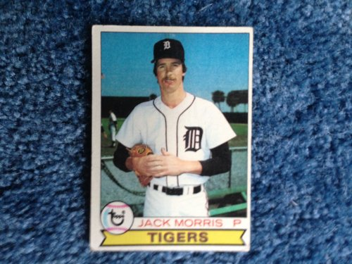 1979 Topps Baseball Jack Morris (Hall of Fame Pitcher) Card # 251! Detroit Tigers, Minnesota Twins, Toronto Blue Jays, Minnesota Twins (Jays Pitchers Toronto Blue)