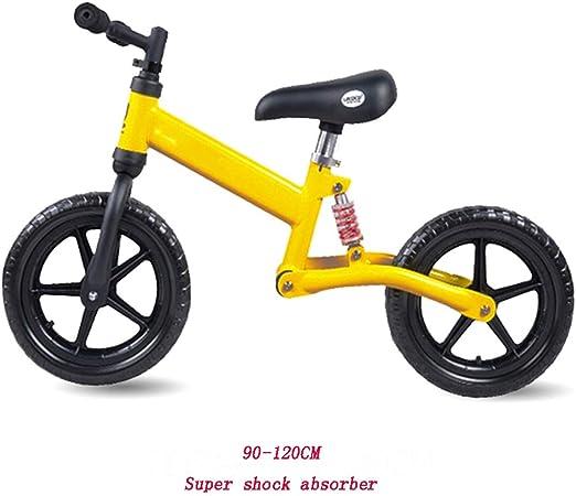 YUMEIGE Bicicletas sin Pedales Niño Niña Bicicleta Sin Pedales con ...