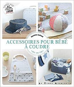 Amazon.fr , Accessoires pour bébé à coudre , Geraldine