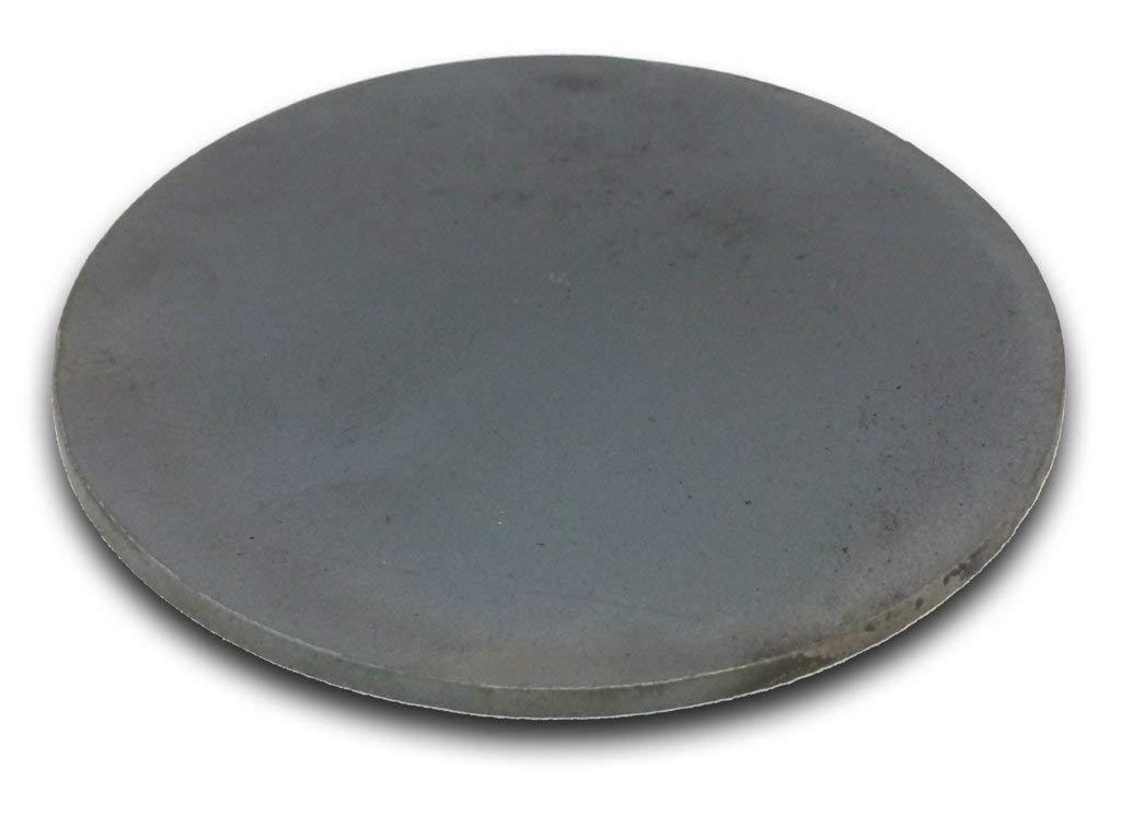 "1 SS 1//8/"" x Disc x 12/"" /& Steel Disc 1//8/"" x 12/"" Diameter 1"
