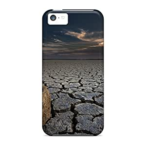 Defender Cases With Nice Appearance (night In The Desert) For Iphone 5c