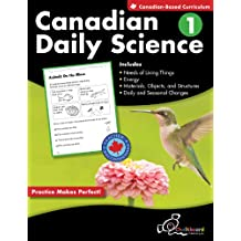 Canadian Daily Science Grade 1