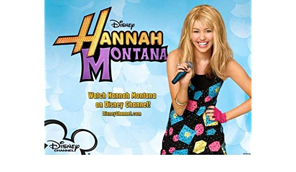 Amazon Com Hannah Montana Movie Poster 27 X 40 Inches 69cm X 102cm 2006 Miley Cyrus Billy Ray Cyrus Emily Osment Jason Earles Mitchel Musso Prints Posters Prints