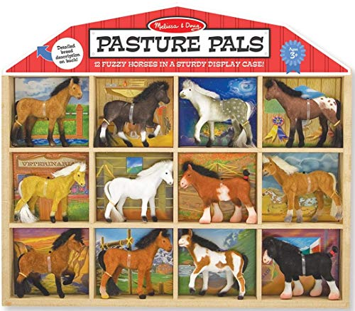 Doug Pasture Pals - Melissa & Doug Pasture Pals Collectable Horses