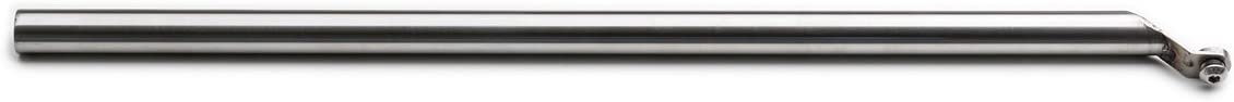 höfats - Parrilla Triple 55 - Transforma la Hoguera Triple en una Barbacoa - Altura Ajustable - Acero Inoxidable - Redondo - Accesorio para la Hoguera Triple