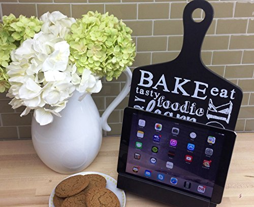 Cookbook iPad Stand