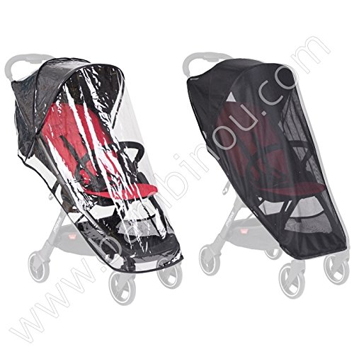 phil&teds Go Stroller's Storm/Mesh Cover Set by phil&teds