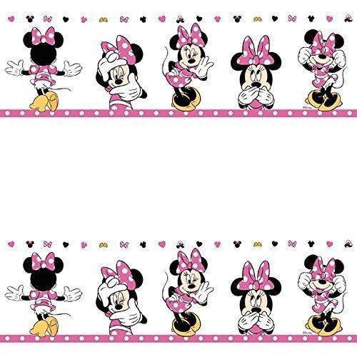 8429596350221 EAN - Disney Bordüre Offiziel Disney Minnie Mouse ...