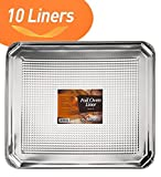 Appliances : Foil Oven Liner 18.5 X 15.5 Inch Set of 10