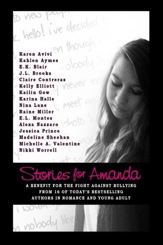 Book cover from Stories for Amanda by Amanda Todd Legacy Society