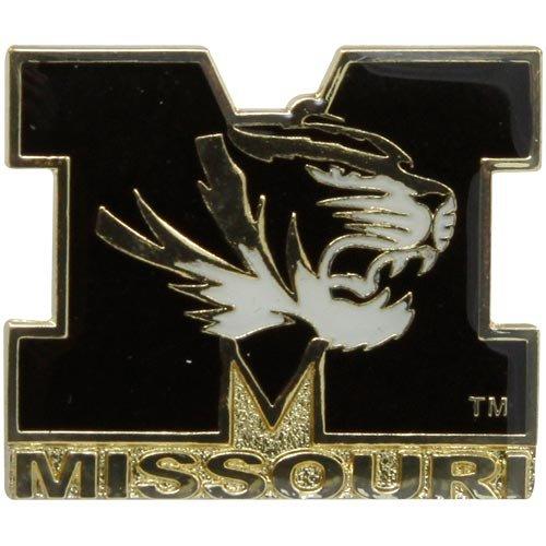 NCAA Missouri Tigers Logo Pin