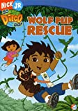 Go Diego Go! - Wolf Pup Rescue