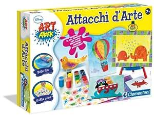 Clementoni 15839 Art Attack - Juego de pintura