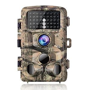 Campark Trail Camera-Waterproof 16MP