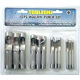 Hole Punch Plier Hand Tool for Leather Belt Band Strap