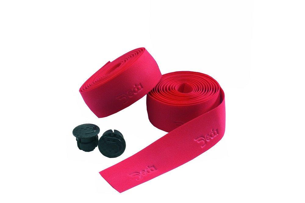 Deda Elementi - Nastro per manubrio Guidoline, colore: Rosso Chianti DEDATAPE5500
