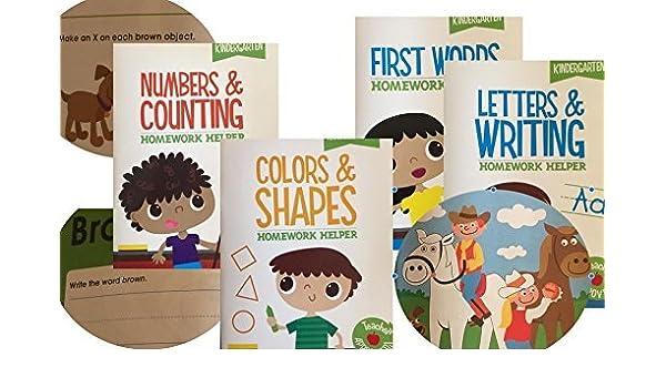 Workbook 2nd grade spelling worksheets : Amazon.com: Kindergarten & 1st Grade 8 Book Set Educational ...