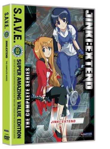 Jinki Extend: The Complete Box Set S.A.V.E.
