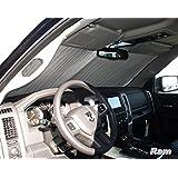 Sunshade for Dodge Ram 1500RAM Hybrid 20092010201120122013201420152016 2017 Windshield Custom-Fit Sunshade # 1194