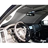 Sunshade for Dodge Ram 1500RAM 20092010201120122013201420152016 2017 2018 Windshield Custom-Fit Sunshade # 1194
