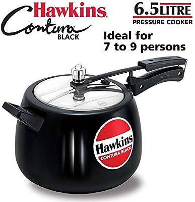 Amazon.com: Hawkins Olla a presión anodizada dura: Kitchen ...