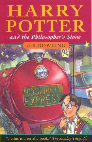 Harry Potter and the Philosopher's Stone (Harry Potter Monsters)