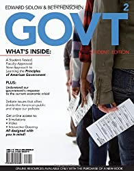 GOVT 2 (with Political Science CourseMate with eBook and InfoTrac 1-Semester Printed Access Card) (Available Titles CourseMate)
