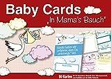 Baby Cards 'In Mama's Bauch': Selfie Foto- Erinnerungskarten für Ihre Schwangerschaft