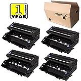 Etechwork DR400 Drum Unit 4 Pack Compatible for Brother DCP-1200 DCP-1400 MFC-8300 MFC-8500 MFC-8600 MFC-9600 MFC-9700 HL-1230 HL-1240 HL-1250 HL-1440 IntelliFax-4100
