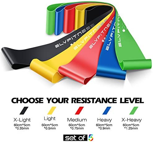 Details about  /Element Monkey Disc Core Sliders and 5 Exercise Resistance Loop Bands Bundle