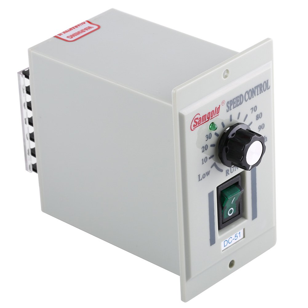 AC 110V Input DC 24V-90V Output Motor Speed Controller Switch ...