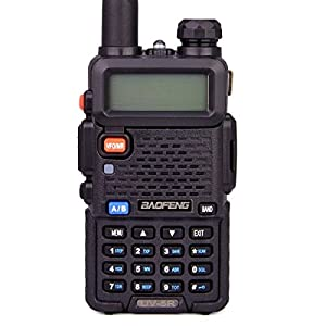 Handheld Radio Scanner 2-Way Digital Transceiver Portable Antenna Police EMS