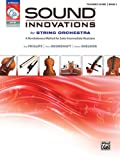 Sound Innovations for String Orchestra, Bk 2: A Revolutionary Method for Early-Intermediate Musicians (Conductor's Score) (Score, CD & DVD)