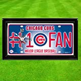 CUBS MLB CLOCK - BY TAGZ SPORTS