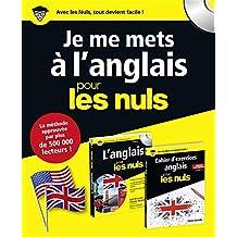 Coffret - Je me mets à l'anglais pour les nuls: (2 volumes et 1 CD audio)