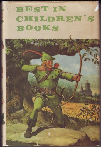 Best in Children's Books Volume 41: Robin Hood, Heidi Goes to the Pasture, Walrus & the Carpenter, How the Camel Got His Hump, Mop Top, One Horse Farm, What the (H Is For Horse)