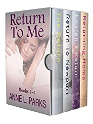 Return To Me Series: Books 1-4: Return To Me Series Boxset
