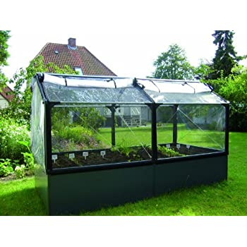 GrowCamp FC5000 Ultimate Vegetable Grower, 4 by 8 by 5-Feet