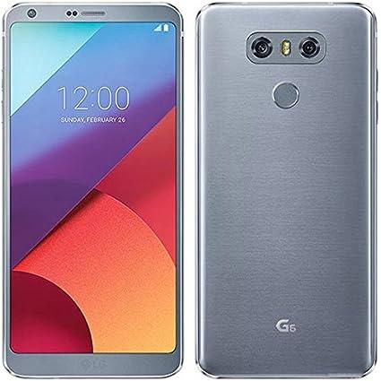 LG G6 32GB (Platinum) UNLOCKED LG-H873 Canadian Version